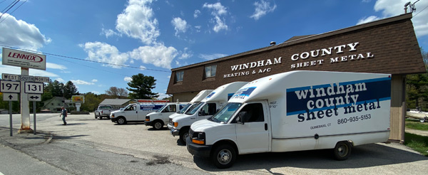 Windham County Heating and Air Conditioning storefront
